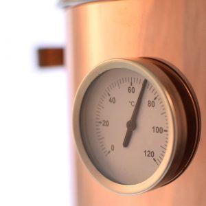 Thermometer für Glühwein