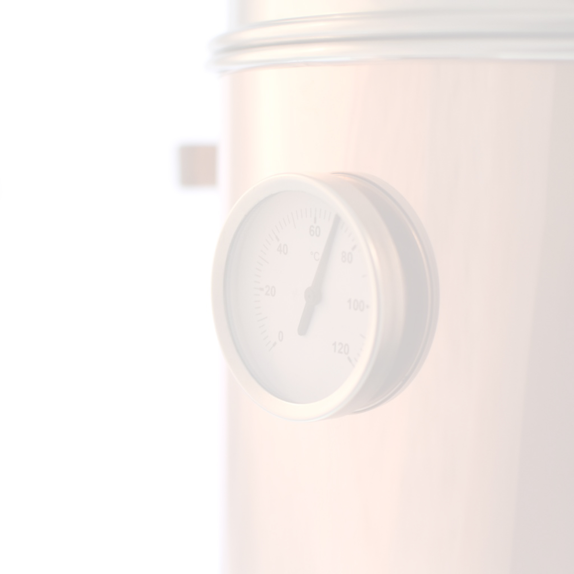 Glühweintopf Thermometer