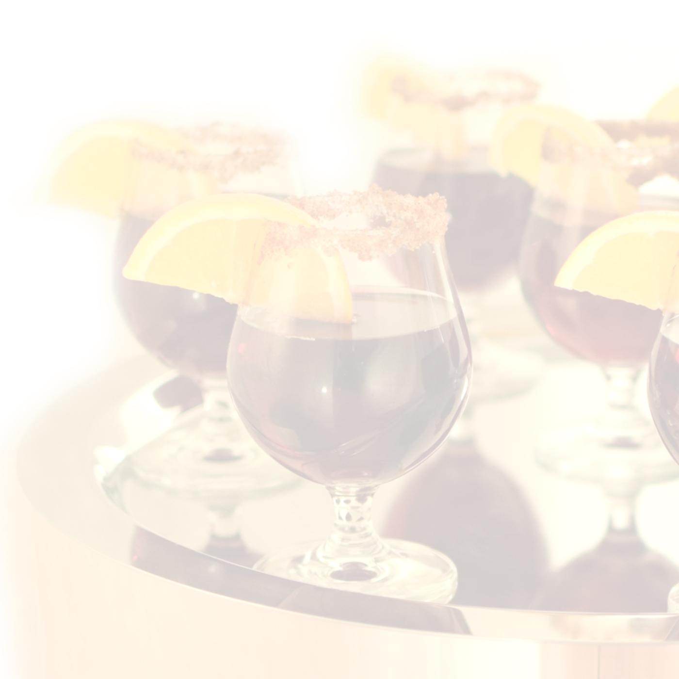 Weihnachtsdekoration aus Glas