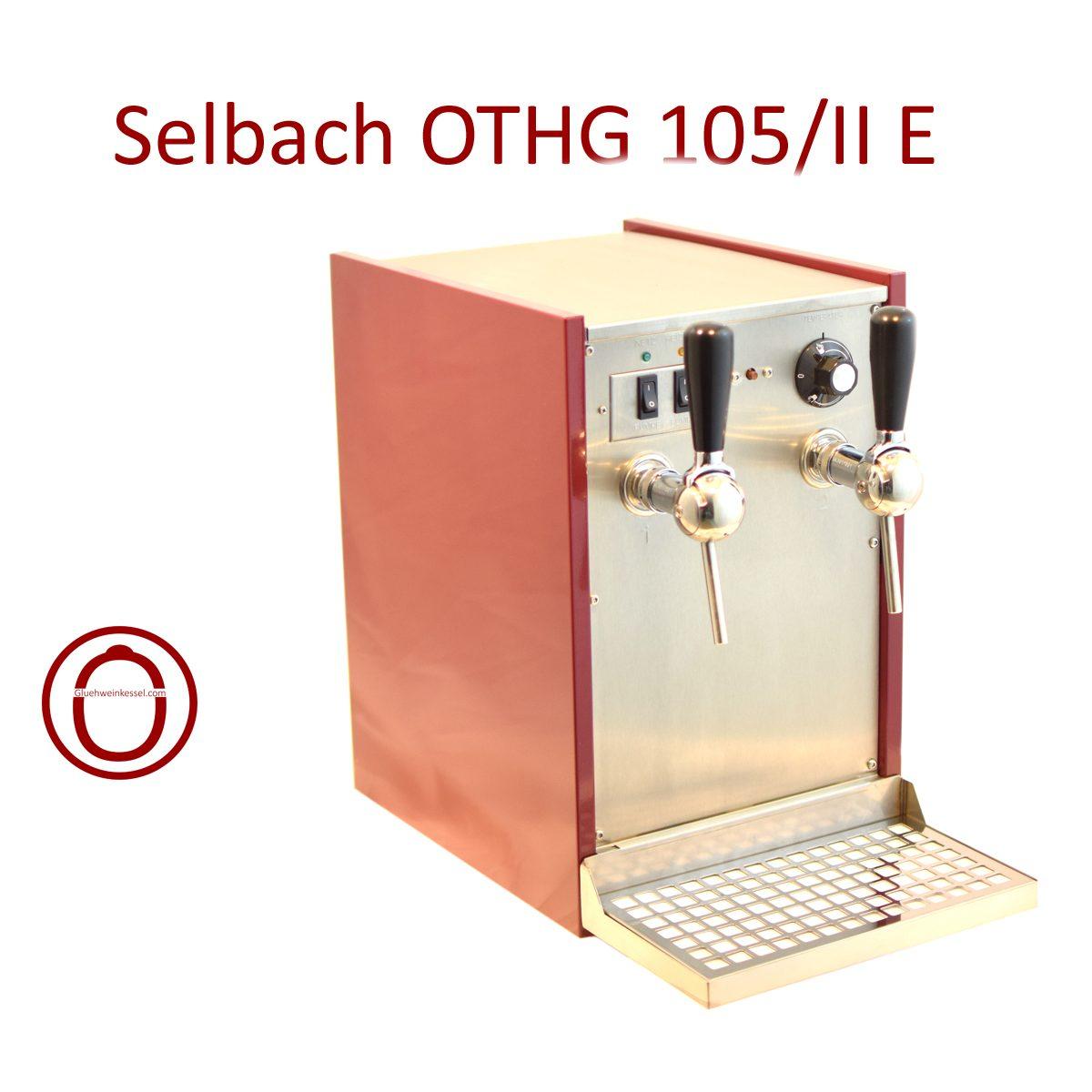 selbach glühweinerhitzer mit 2 elektrischen Pumpen