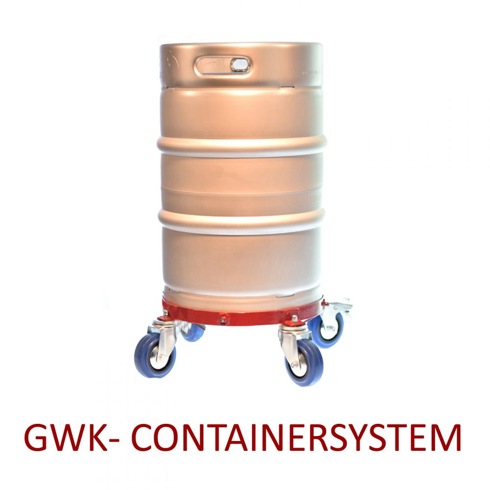 DAS GWK- CONTAINERSYSTEM