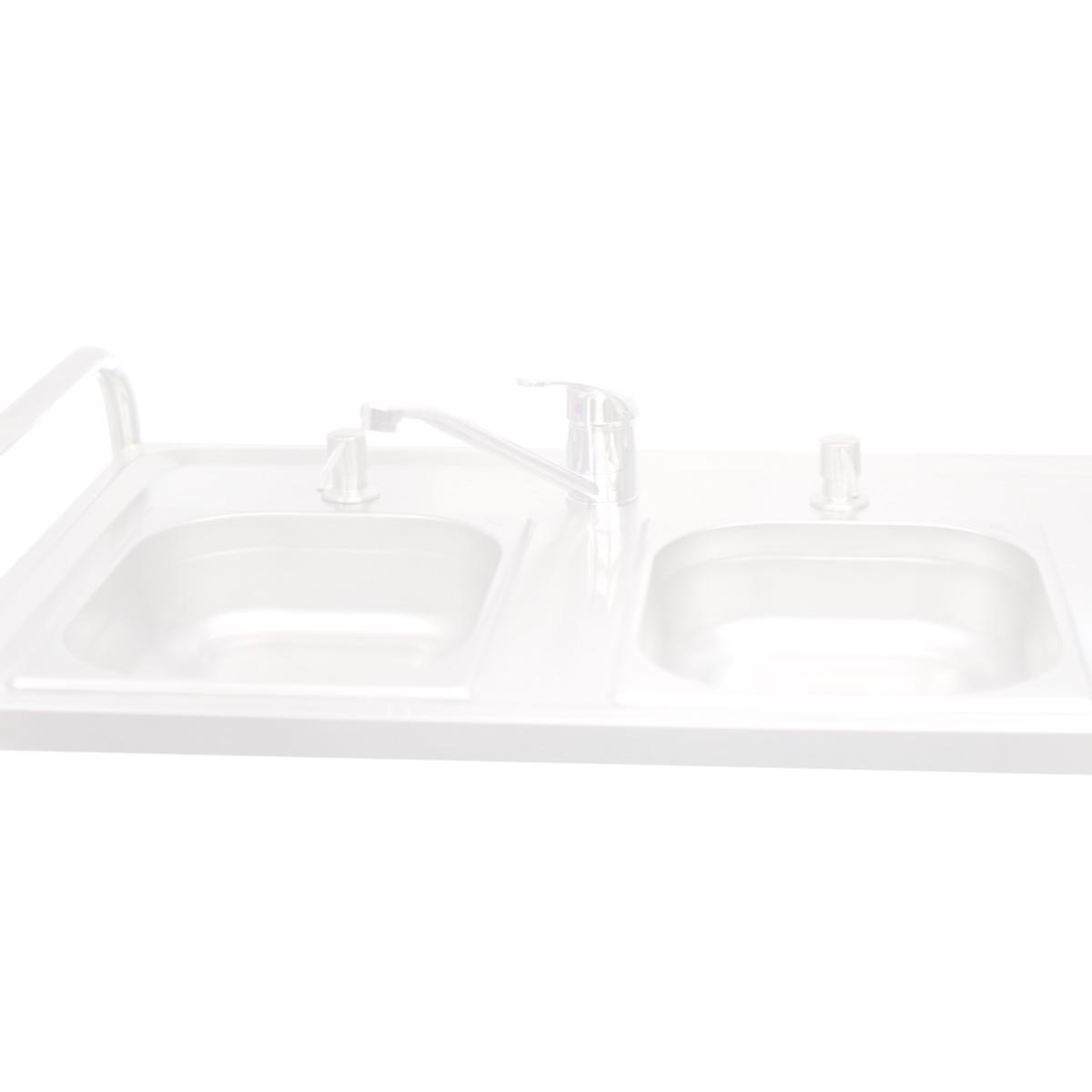 Handwaschbecken für Grillstand