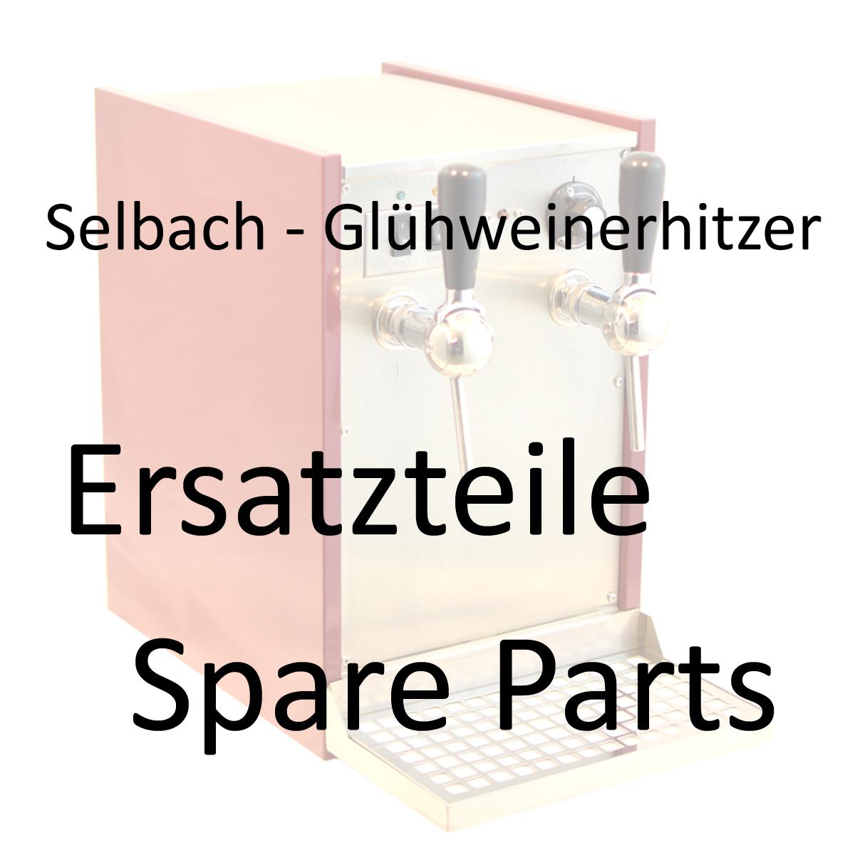 Ersatzteile für Selbach Schankanlagen