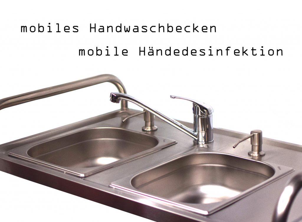 Handwaschbecken Edelstahl