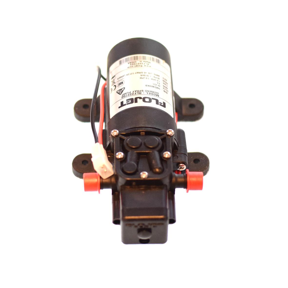 Flojet 24Volt Pumpe für Selbach Glühweinerhitzer