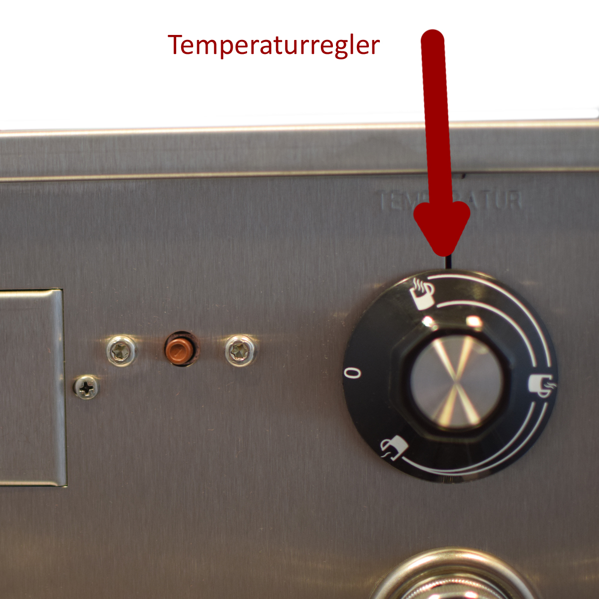 Reset Knopf für Selbach Glühweinerhitzer