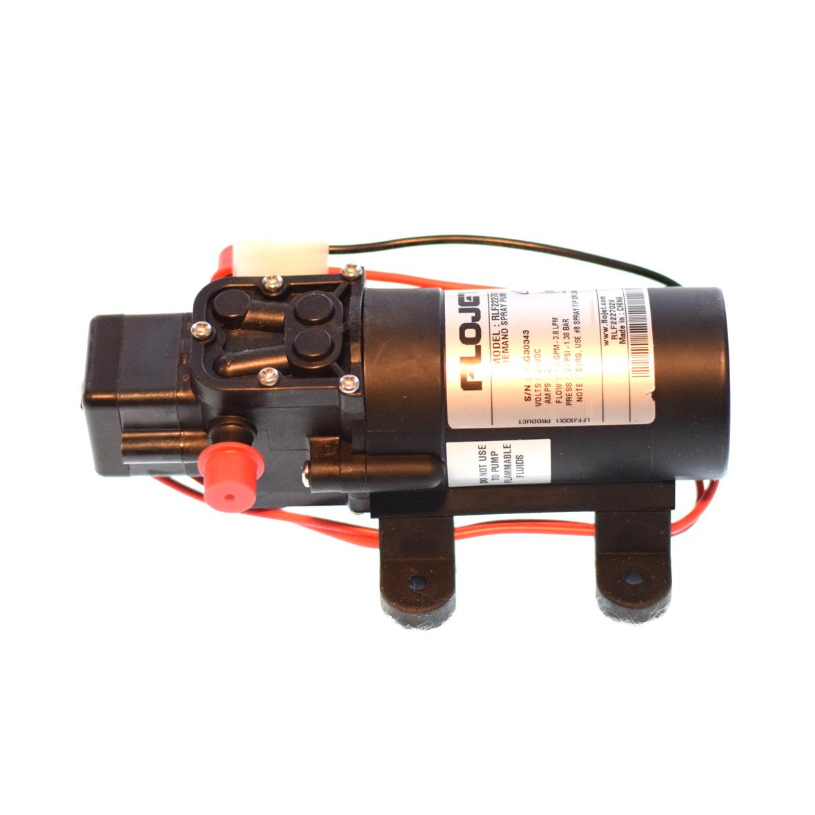24 Volt Pumpe für Selbach
