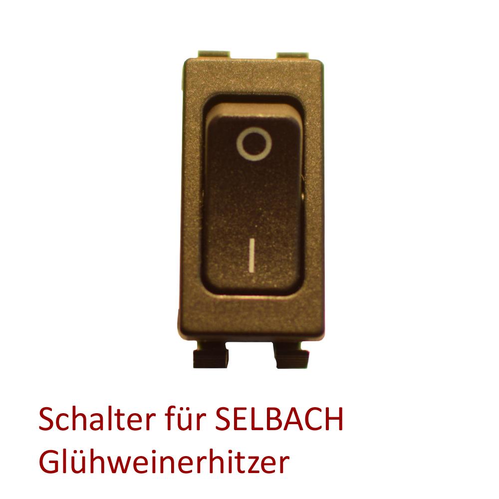 Schalter für Selbach OTHG